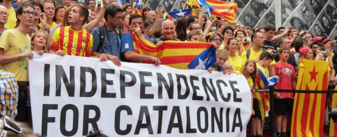 Indipendenza Catalogna, dopo la Brexit la 'Catalexit' da Madrid?