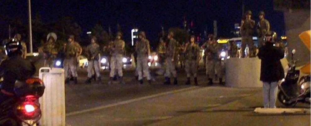 Colpo di stato in Turchia: segui la diretta di Ept 1