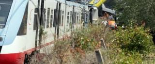 """Scontro treni Puglia, tra Corato e Andria il traffico è controllato dal sistema (obsoleto) del """"blocco telefonico"""""""