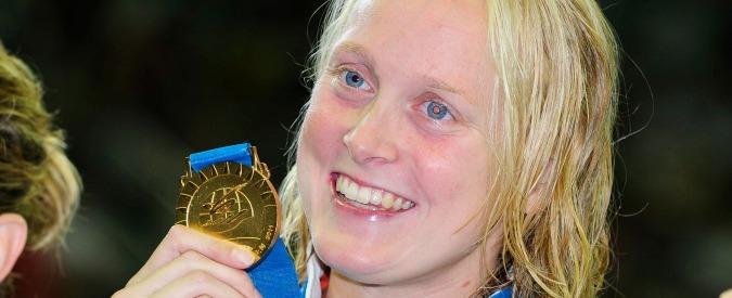 Inge Dekker va alle Olimpiadi di Rio: cinque mesi fa le avevano diagnosticato il cancro