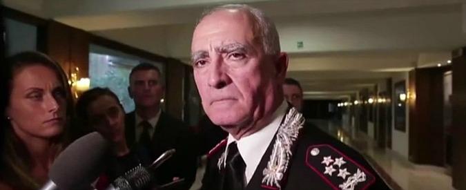 Tullio Del Sette, a Roma l'indagine sul comandante dei carabinieri. Rimosso dirigente Consip coinvolto