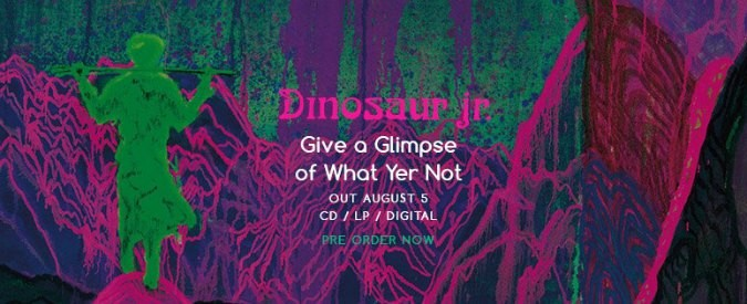 Musica, God save i Dinosaur Jr (e la regina)