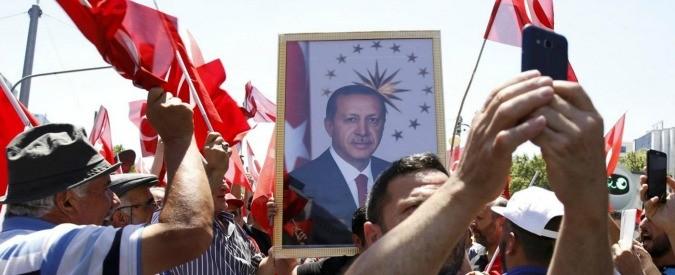 Maria Elena Boschi dica che non vuole Erdogan nell'Ue, così può combattere il terrorismo