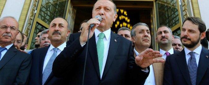 """Turchia, i gulenisti in Italia: """"Erdogan è contro di noi. Ci sentiamo come gli ebrei in Germania dopo il 1933"""""""