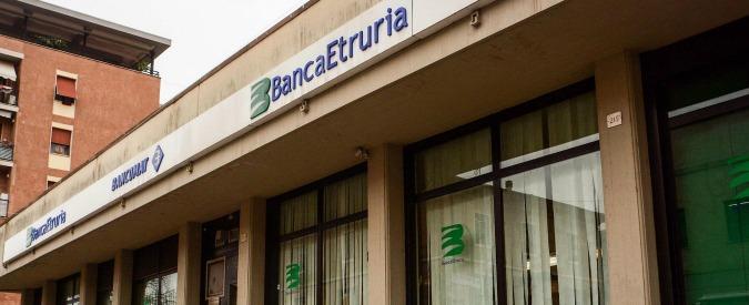 Banca Etruria, 'verso processo per truffa aggravata 30 direttori di filiale: spacciarono per sicuri i bond subordinati'