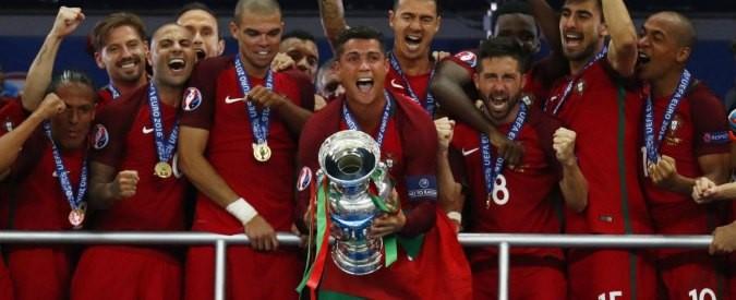 Portogallo-Francia 1-0, troppe scorrettezze nella finale di Euro2016