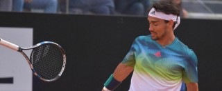 Fabio Fognini escluso dal torneo di doppio degli US Open dopo gli insulti sessisti alla giudice di sedia