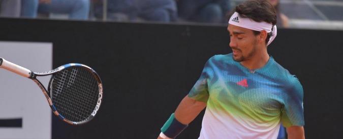 Coppa Davis, Italia fuori con l'Argentina: Fognini cede in quattro set a Delbonis