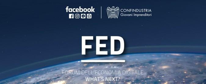 Forum dell'economia digitale, il governo si celebra tra titoloni e conflitti di interesse