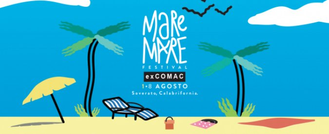 Calabria, al mare inquinato risponde la musica elettronica