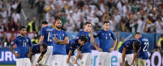 Italia-Germania 1-1: azzurri eliminati al nono calcio di