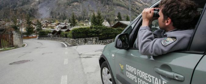 I Forestali e l'uovo di Colombo: largo ai Carabinieri di serie B