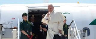 """Papa Francesco alla Giornata della Gioventù: """"E' guerra, ma non di religione"""""""