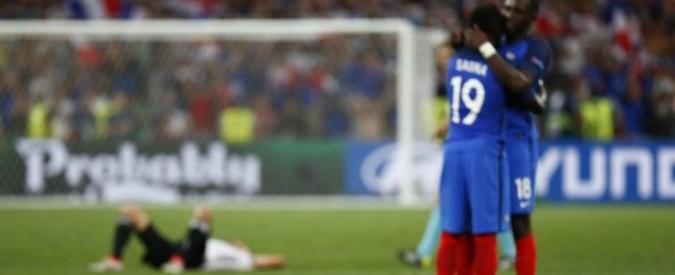 Germania Francia, dalla guerra reale alla competizione sublimata nel calcio