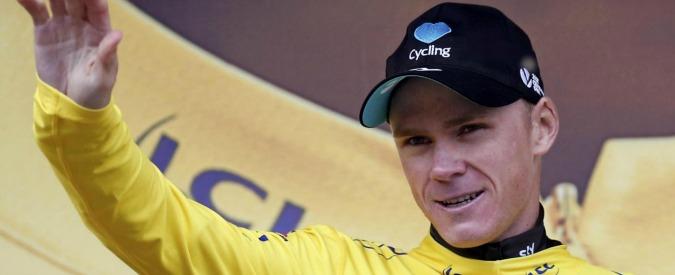 Chris Froome positivo al doping: il quattro volte campione del Tour de France ha assunto il Salbutamolo