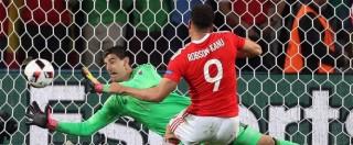 Europei 2016, il Galles bello e vincente batte il Belgio 3 a 1 e in semifinale trova il Portogallo