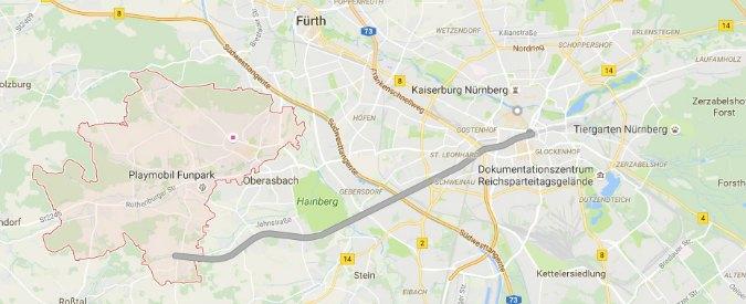 Norimberga, esplosione nei pressi di un centro di prima accoglienza per migranti a Zirndorf