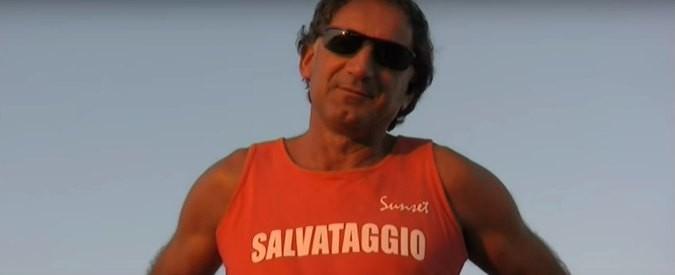Giuseppe, il mio amico bagnino 'professionista dell'orizzonte'