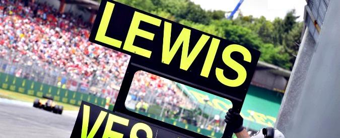 Formula 1, Gran Premio di Germania, Hamilton vince davanti alle Red Bull e allunga su Rosberg, solo quarto