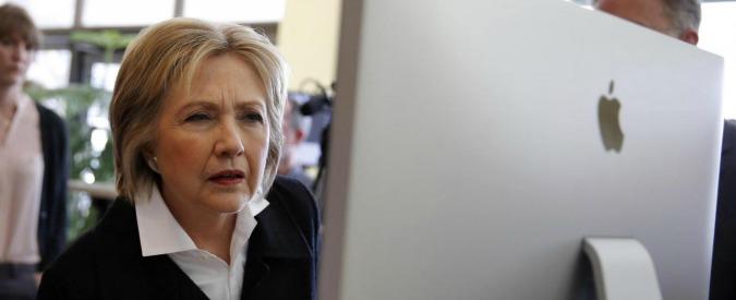 Elezioni Usa, Fbi indaga intrusioni nei computer della campagna di Clinton