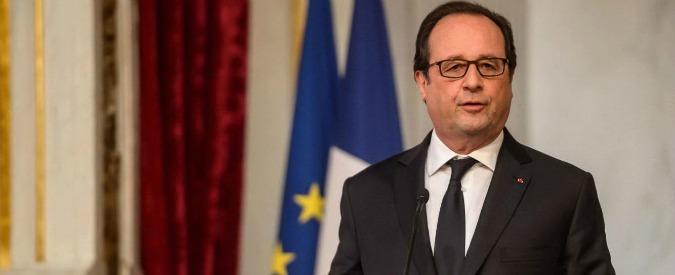 Pressione fiscale, a una manciata di mesi dalle elezioni Hollande annuncia taglio tasse per la classe media