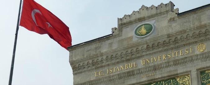 Turchia, un appello in difesa della libertà dei docenti