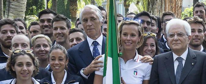 Olimpiadi Rio 2016, Paltrinieri e Pellegrini le certezze azzurre. Il Coni punta sul nuoto, nonostante la guerra con Barelli