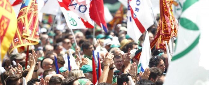Lega Nord, ancora risse in Veneto: espulsioni e sospensioni. Segretario di Vicenza si taglia le vene, salvato