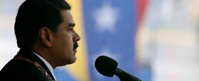"""Venezuela, produzione e distribuzione di cibo e medicine in mano all'esercito. Maduro: """"E' guerra economica"""""""