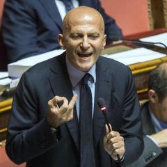 Sul Fatto Quotidiano del 27 marzo -L'interdetto Minzolini sconta la pena in Senato