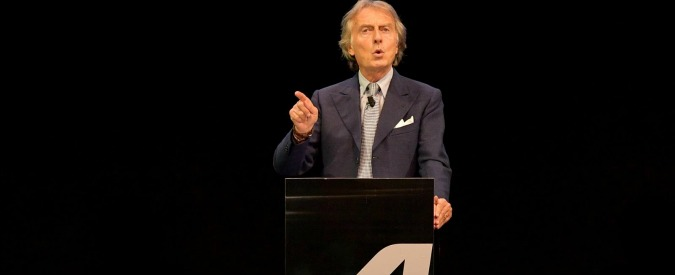 """Alitalia, Montezemolo: """"Perdiamo 500 mila euro al giorno. Sciopero non responsabile, basta privilegi"""""""
