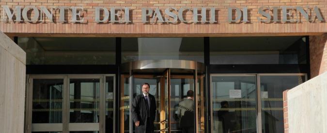 Mps, dopo il no delle casse pensionistiche vacilla anche il contributo dell'ex Banco di Napoli
