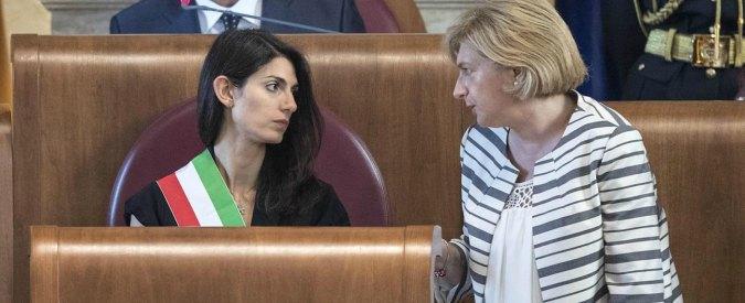 """Roma, scontro giunta M5s e vertici Ama: la crisi ciclica dei rifiuti. Raggi: """"Ma non riapriremo Malagrotta"""""""