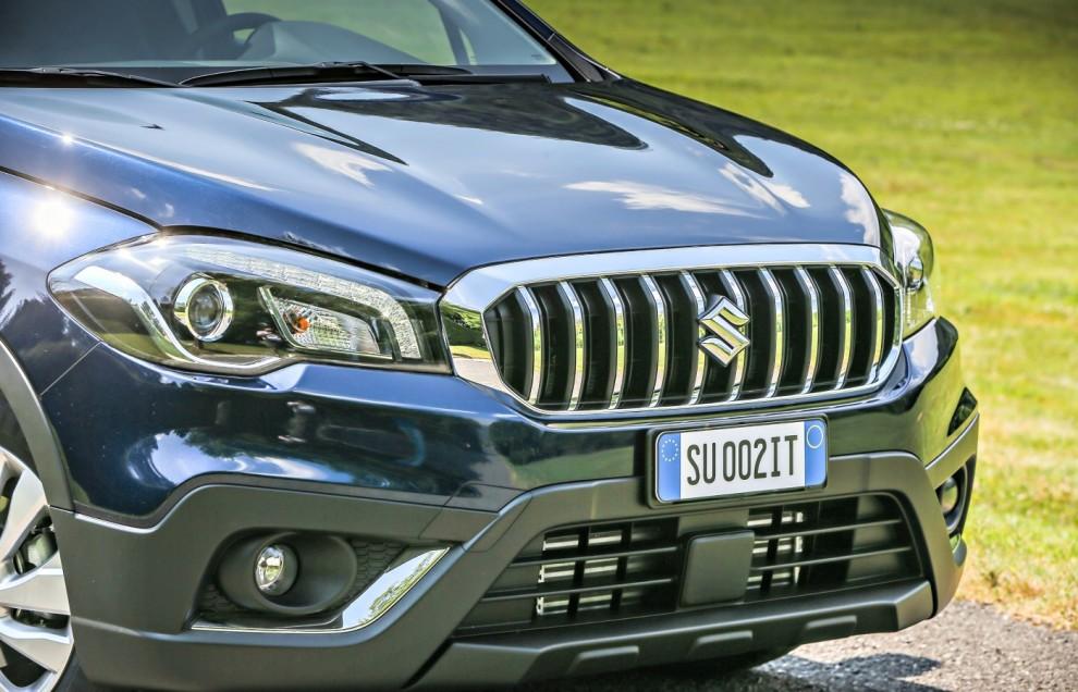 Suzuki S Cross La Prova Del Fatto It Da Crossover A Suv Con Un