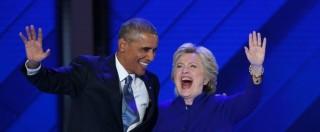 """Elezioni Usa 2016, l'ultimo discorso di Obama: """"Non abbandonate la speranza. Trump terrorizza le persone per vincere"""""""