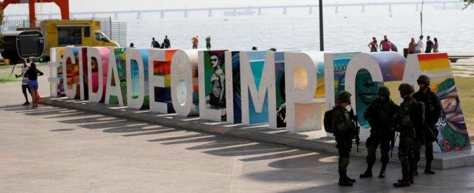 """Olimpiadi di Rio 2016, Libération: """"Isis progettava attentato contro la delegazione francese"""""""