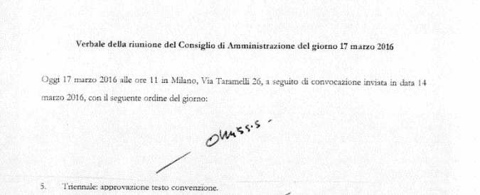 """Expo, i segreti continuano un anno dopo M5s: """"Verbali del cda pieni di omissis"""""""