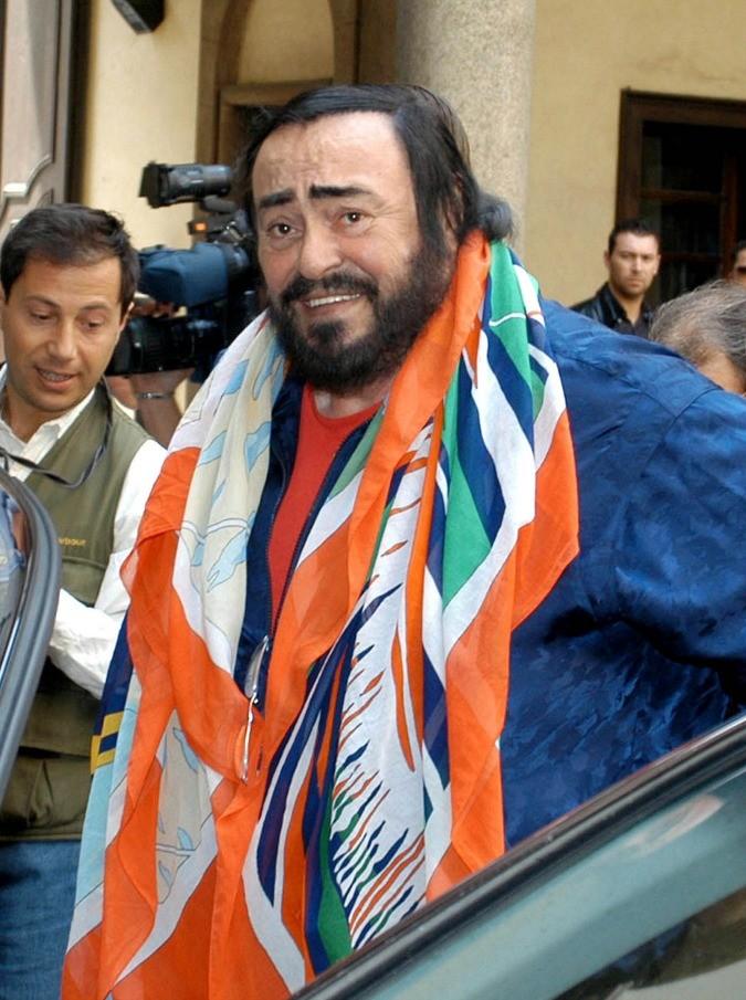 """Elezioni Usa 2016, famiglia Pavarotti contro Trump: """"I suoi valori incompatibili con Luciano. Non utilizzi il Nessun Dorma"""""""