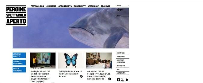 Trentino, a Pergine 10 giorni di teatro per la 41esima edizione di 'Spettacolo aperto'