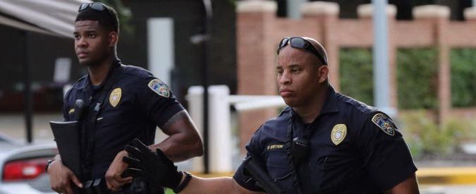 Usa, spari contro la polizia a Baton Rouge: il killer ucciso è un ex marine afroamericano