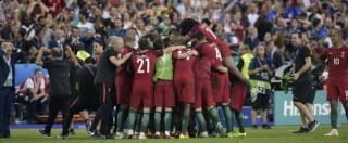 Portogallo-Francia 1-0: lusitani campioni d'Europa. Con Pogba e compagni piange un Paese intero