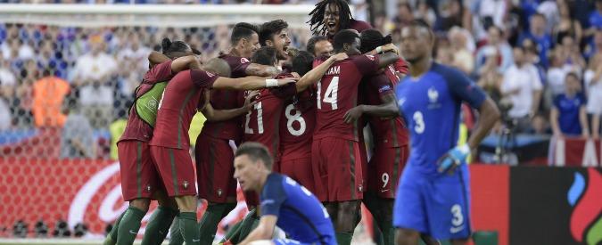 Portogallo-Francia 1-0, lusitani campioni d'Europa. Il pagellone: il migliore è Eder, malissimo Pogba