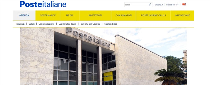 """Poste Italiane, sindacati: """"Con la seconda fase di privatizzazione altra svendita, aumenteranno le perdite dello Stato"""""""