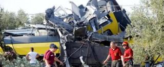 """Scontro treni Puglia, l'anomalia è nei registri cartacei della stazione di Andria. I pm: """"Evidente modifica a penna"""""""