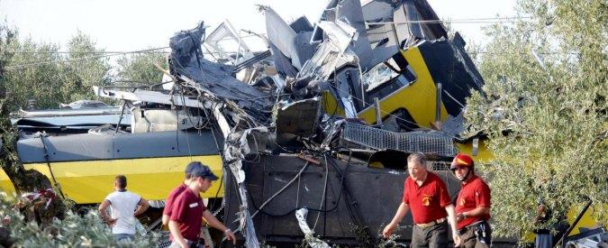 """Scontro treni Puglia, il ministero dei Trasporti vuole uscire dal processo. Parti civili: """"Fuga delle istituzioni"""""""
