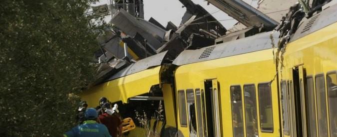 Puglia, io il giorno prima dell'incidente ho preso quel treno