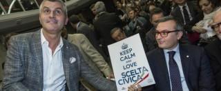 """Governo Renzi, Scelta Civica: """"Ora Verdini ha un viceministro: Zanetti"""". Lui: """"Alleati? Non guardo alle fedine penali"""""""