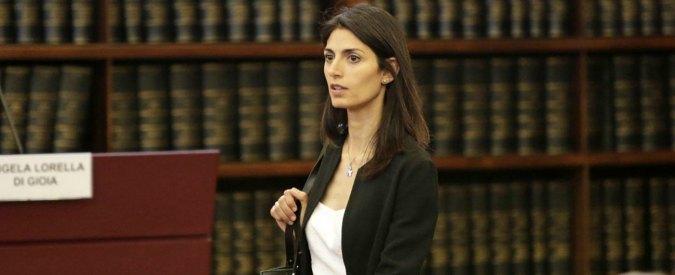Roma, Virginia Raggi nomina portavoce ex giornalista Ansa: guadagnerà 100mila euro