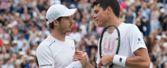 Wimbledon 2016, ecco a voi Raonic-Murray: la finale tra lo statico palloso e il vampiro pallettaro