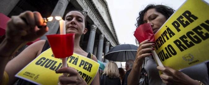 Giulio Regeni, contro la real politik chiediamo ancora verità